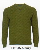 Alan Paine 'Geelong' Lambswool Knitwear Collection