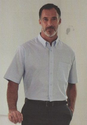 Double TWO - Oxford Shirts - Short Sleeved