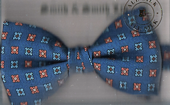 Ready Tied Silk Bow Tie - SP.2015