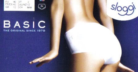 Sloggi Basic Midi Brief - Multipack (3)