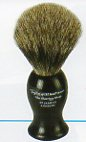 Taylor of Old Bond Street - Best Badger Shaving Brush - Ebony Large